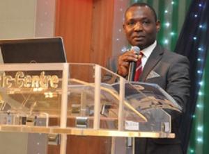 Mr Humphrey, CEO IIA Nigeria.